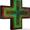 Светодиодный аптечный крест Электроника 7