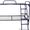 Трёхъярусные металлические кровати для общежитий, кровати металлические. оптом - Изображение #3, Объявление #1479547