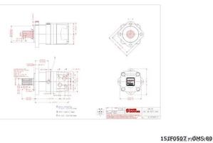 Героторный Гидромотор OMS 80 151F0507 Зауэр Данфосс, Sauer-Danfoss 151F0508 - Изображение #8, Объявление #829722