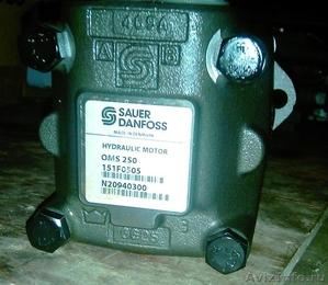Героторный Гидромотор OMS 250 151F0505 Sauer-Danfoss, Зауэр Данфос, - Изображение #3, Объявление #830942