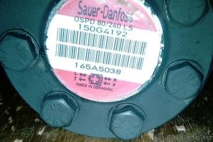 Насос дозатор гидроруль OSPD 80/240 LS 150G4192  КЗР-10, УЭС-2-250А DANFOSS - Изображение #1, Объявление #836655
