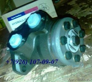Героторный гидромотор OMP 50 151-0610 HYDRAULIC MOTOR Sauer-Danfoss, Зауэр  - Изображение #5, Объявление #855452