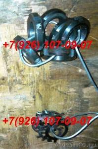 Валы и гайки на кусторез манипуляторный КД 1,5  КРД 1,5 запчасти - Изображение #2, Объявление #859361