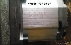 Трио НШ PFRN-060/055/8,0 R 1 02RD P1 A5 A4 NN CA CA NN C3 C3 Sauer-Danfoss - Изображение #5, Объявление #830361