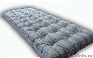 Трёхъярусные металлические кровати для общежитий, кровати металлические. оптом - Изображение #5, Объявление #1479547
