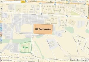Земля в г. Cаратов 4.2 Га в аренде на 49 лет под ЖК - Изображение #2, Объявление #1587920