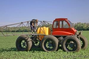 Услуги по внесению СЗР и жидких удобрений, опрыскивание полей пневмохо - Изображение #2, Объявление #1632501