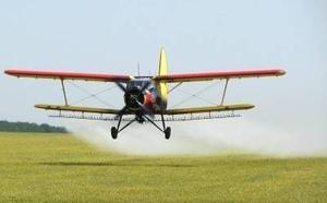 Авиахимработы. Услуги по внесению СЗР и жидких удобрений авиацией - Изображение #1, Объявление #1660519