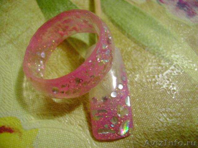 Как для куклы сделать кольцо из 569