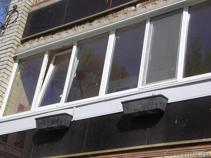 Пластиковые окна и двери из элитного профиля по доступным це.