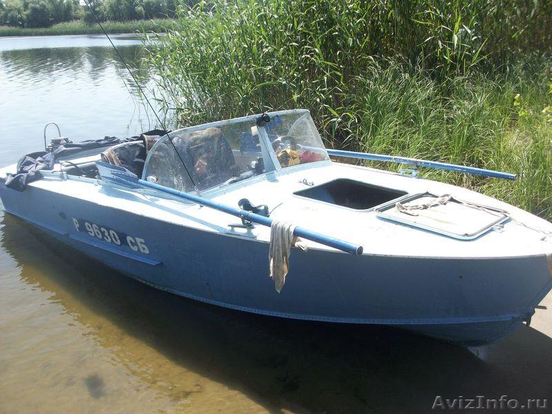 купить моторную лодку бу в луганской области