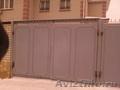 продам ворота металлические+калитка