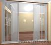 зеркало разных форм и размеров,  зеркало с пескоструйным рисунком