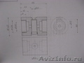 Выполнение чертежей,  контрольных работ по инженерной графике карандашом