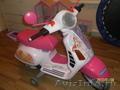 Мотоцикл для девочки 4-7