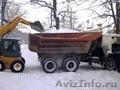 Вывоз и уборка снега.