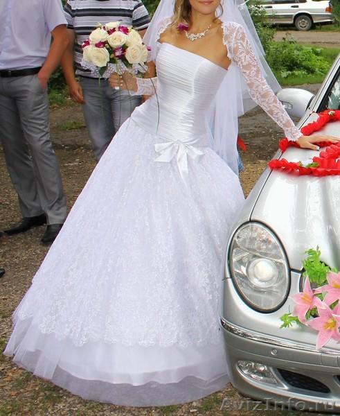 свадебное платье Papilio Горный хрусталь - Изображение #2, Объявление #552181