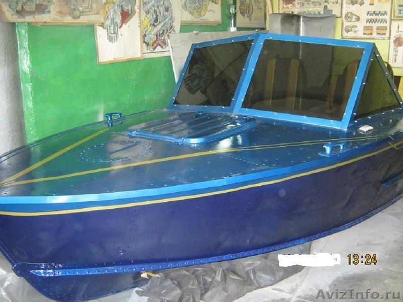покраска лодки алюминиевой