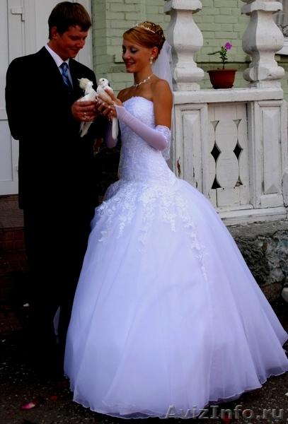 Продам нежное, воздушное свадебное платье в Саратове, продам, куплю, всякая всячина в Саратове - 708169, saratov.avizinfo.ru