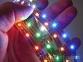 Светодиодные ленты, лампы, блоки питания,  кнтроллеры