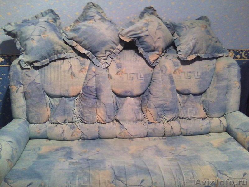 Еврочехлы на диван своими руками