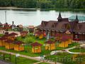 База отдыха Ассамблея недалеко от Саратова - отличный семейный отдых на Волге