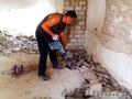 Демонтажные работы, демонтаж