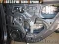 Установка шумоизоляции авто в 2-3 слоя толщиной 1, 5-4 см