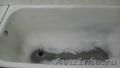 Восстановление эмали ванны жидким акрилом