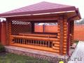 Деревянные архитектурные формы