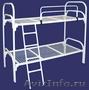 Кровати железные для казарм, кровати для строителей, кровати металлические опт - Изображение #7, Объявление #1478879