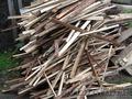 дрова сосновые обрезки .