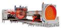 Сваенавивочная машина для сварки цилиндрических каркасов БНС свай