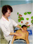 Медицинский массаж детям и взрослым